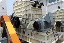 Korea Impact crusher